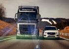 Aktivní řízení Volvo VDS: Světový unikát