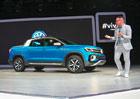 Volkswagen Tarok Concept je studií příští generace pick-upu