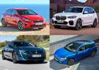 Známe finalisty Auta roku 2019 v České republice! Chybí Volkswagen i Audi