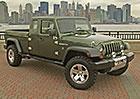 Nový pick-up značky Jeep nakonec dostane jiné jméno, než se čekalo