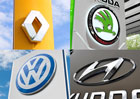 A nejvíce z automobilek letos v Česku za reklamu utratila...