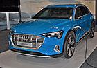 Audi e-tron dorazilo na český trh. Elektrické SUV má první cenu!