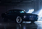 Tento vytuněný Mustang na elektřinu zrychlí na 100 km/h za 3,1 s