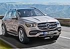 Nový Mercedes-Benz GLE odhaluje české ceny. Zatím nabízí dva motory