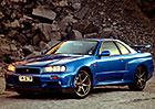Kupte si nový motor do Nissanu R34 GT-R! Na kolik vyjde?