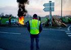 Ve Francii pokračují silniční blokády kvůli zvýšení cen paliv