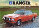 Ranger: Tuhle značku GM nikdo nezná. Auta přitom vyráběla i v Evropě