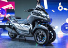 Yamaha 3CT má nabídnout svižnou a bezpečnou jízdu na třech kolech