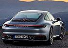 Nové Porsche 911 (992) už není tajemstvím. Překvapení však nepřináší