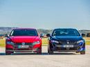 Peugeot 508 2.0 BlueHDi EAT8 vs. VW Arteon 2.0 TDI DSG – Umělecký dress code