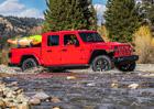 Jeep Gladiator: Slavný výrobce teréňáků se vrací mezi pick-upy