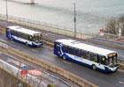 Autobusy s autonomním řízením zamíří na pravidelné linky ve Skotsku