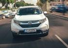 Jízdní dojmy s Hondou CR-V Hybrid: Tichý společník uspoří hlavně ve městě