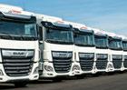 DAF Trucks dodá dalších 1500 vozidel XF pro Girteka Logistics