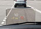 Head-up Displej (HUD) se v autech používá už 30 let. Kdo byl první a co všechno se dnes promítá?