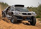 SsangYong postaví Rexton DKR na start Rallye Dakar 2019