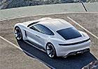 Porsche navýší výrobu elektromobilu Taycan. A to ho ještě ani nepředstavilo...