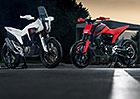 Honda proměnila sériový model CB125R v atraktivní koncepty CB125X a CB125M