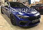 Tohle je nové BMW M8 Competition. Nafoceno bylo do detailu, ještě před premiérou