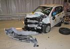 Euro NCAP 2018: Fiat Panda – Nárazové testy s výsledkem 0 hvězd