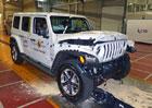 Euro NCAP 2018: Jeep Wrangler – Terénní legenda získala jen jednu hvězdu