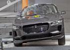 Euro NCAP 2018: Jaguar I-Pace – Britská šelma na elektřinu získala pět hvězd