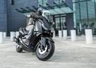 Yamaha uvádí skútry XMax v exkluzivním provedení Iron Max