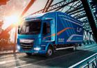 DAF LF získal ocenění Fleet Truck of the Year 2019