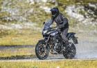 Honda CB500X má v novém provedení výraznější X faktor