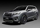 Subaru představí na Tokyo Auto Salon dva koncepty s logem STI