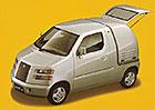 Suzuki UT-1 Concept mělo tři karoserie v jedné. Do výroby se však nedostalo!