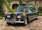 Unikátní Rolls-Royce na prodej. Objednal si ho komunistický diktátor, jezdila s ním britská královna