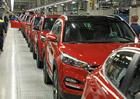 Nošovická automobilka Hyundai vyrobila loni 340.300 automobilů