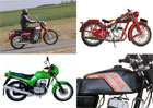 Prohlédněte si motocykly Jawa 350 od třicátých let do současnosti