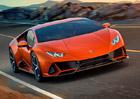 Lamborghini Huracán Evo oficiálně: Facelift babylamba přináší nejen drsnější tvář