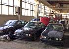 Tajemství 11 nalezených nejetých devadesátkových BMW v Bulharsku. Odhalujeme pozadí unikátního nálezu