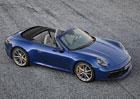 Nové Porsche 911 se představuje jako kabriolet. Má opravdu velký zadek!