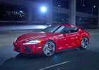 Nová Toyota Supra se odhalila na videu. Světu se oficiálně ukáže už v pondělí