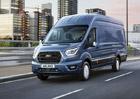 Ford a Volkswagen oznamují detaily partnerství. Začne se společným pick-upem a dodávkou