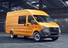 Také ruský GAZ bude mít elektromobil! Díky české firmě