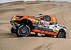 Rallye Dakar 2019, aktuálně: Favorité ze hry, Prokop píše historii