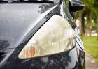 Slepnoucí světlomety: Účinnost snížená až na pětinu! Co s tím?