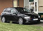 Volkswagen Golf osmé generace odhazuje kamufláž, je opět spíš evolucí