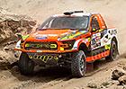 Rallye Dakar 2019: Prokop – poloosa, zraněná ruka a sportovní gesto