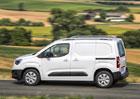Opel Combo Van přijíždí na český trh. Má hlídání přetížení a zatím jen diesely