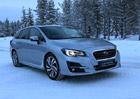 Subaru Levorg se místo turbomotoru dočká atmosférického dvoulitru. Poznáte ho podle kapoty