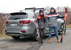Video: Jak správně zabalit auto na lyže? Neriskujte mastné pokuty ani zdraví posádky