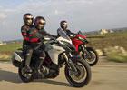 Ducati Multistrada 950 S je exkluzivní i univerzální zároveň