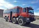 Tatra Phoenix jako Tatrabus slouží v extrémních podmínkách