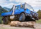 Daimler AG na Bauma 2019 vystaví kompletní paletu užitkových vozidel